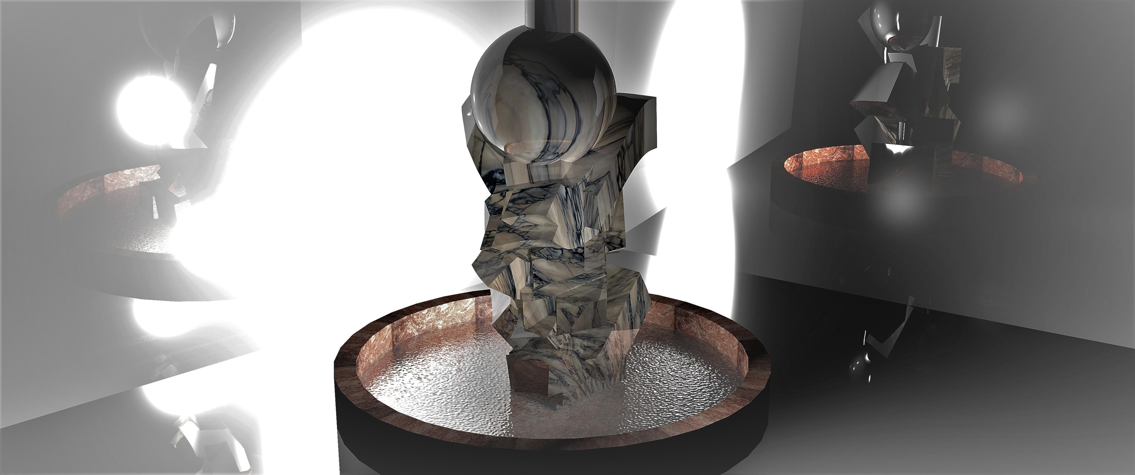 Fontaine Statuaire (2)